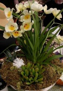 orchids at wedding STUDIO TULLIA 1