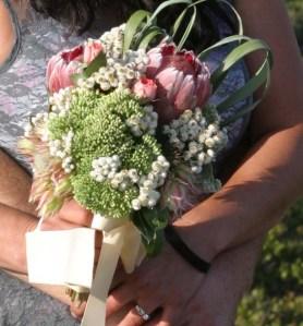 wedding bouquet STUDIO TULLIA
