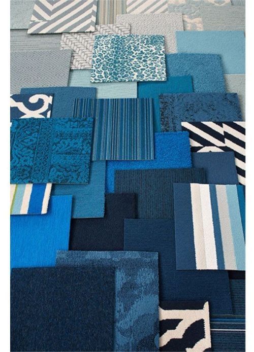 indigo rug collage studio tullia 2014