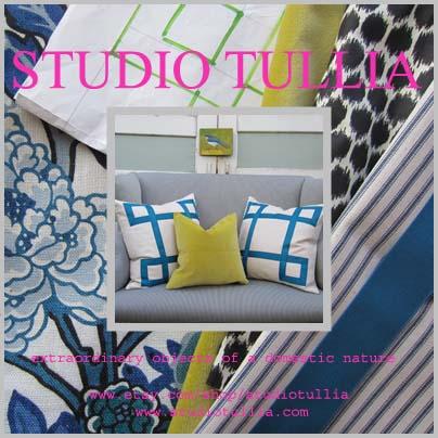 Studio Tullia Ad for Spring 2014