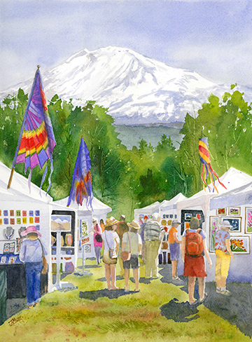 Trout Lake Festival of the Arts
