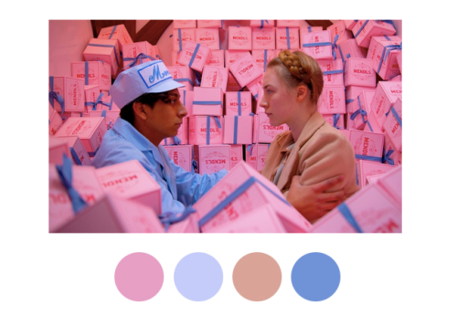 stills from the movie