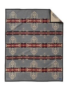 CrossRoads Blanket by Pendleton.