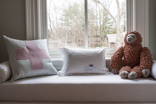 Nursery by Designer Nancy Twomey (photo by Michelle Goldchain)